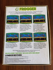 Frogger - US Version