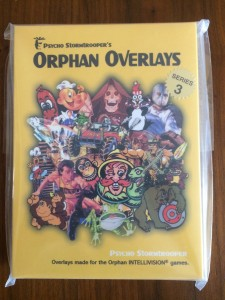 Orphan Overlay Set Series III