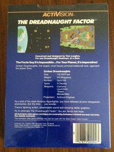 (The) Dreadnaught Factor