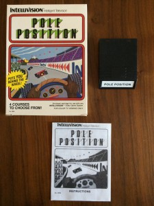 Pole Position - Very Good Condition