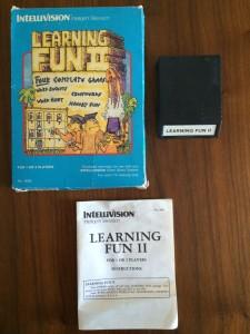 Learning Fun II - Medium condition