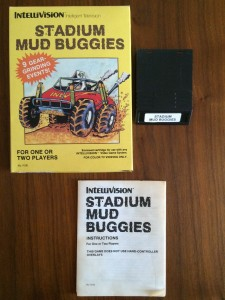 Stadium Mud Buggies - Very Good Condition