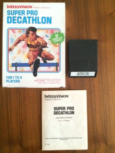 Super Pro Decathlon - Very Good Condition