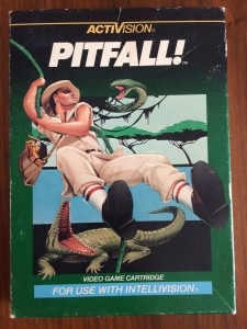 Pitfall - International Edition