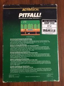 Pitfall - International Edition