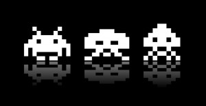 Le jeu vidéo : space invaders