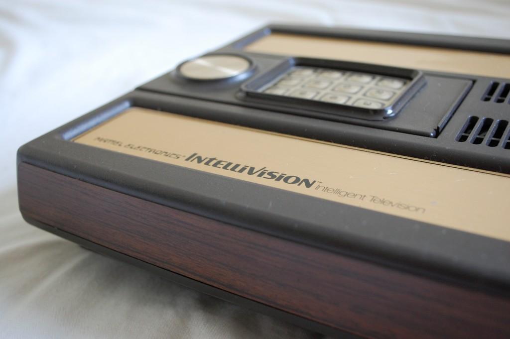 Console Mattel Intellivision
