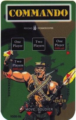 Commando Orphan overlay