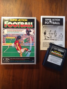 Super Action Football (Soccer)