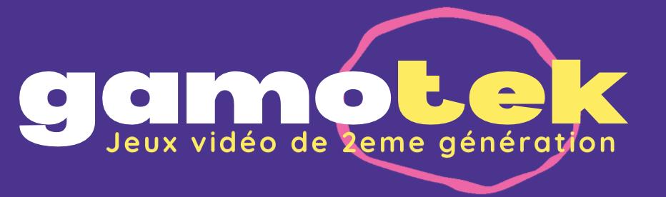 GAMOTEK Logo